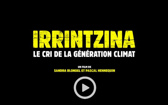 Lien vers la bande annonce d'Irrintzina